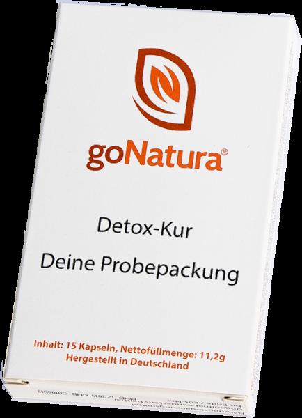 Probier-Paket Detox-Kur